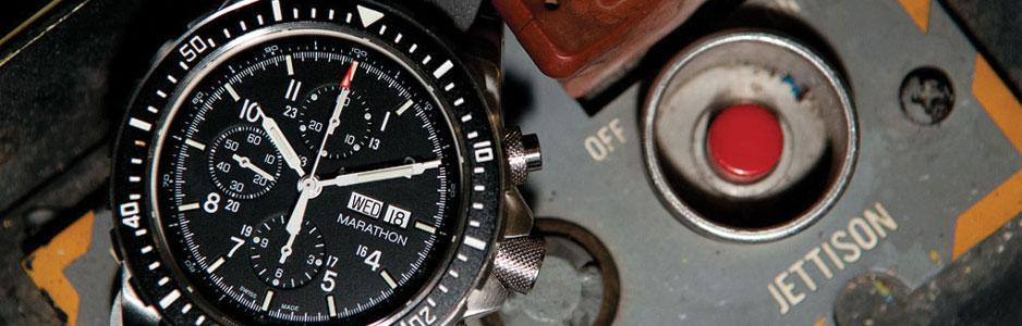 CHRONOGRAPH PILOT-TOP