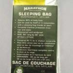 Emergency Mylar Space Sleeping Bag エマージェンシー マイラー スペース スリーピングバッグ