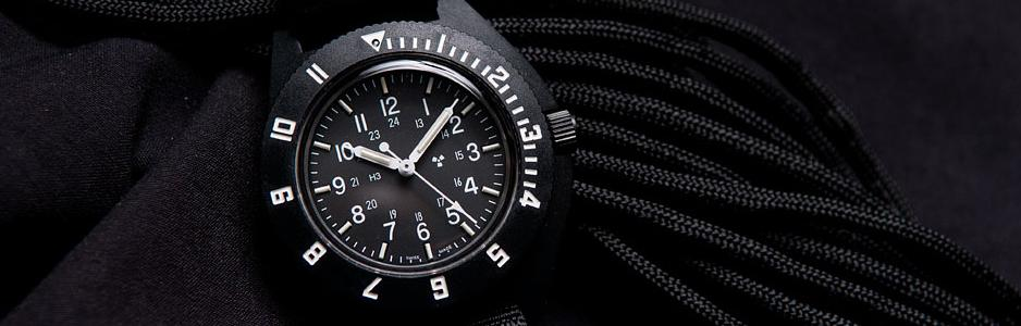MILITARY NAVIGATOR QUARTZ-TOP