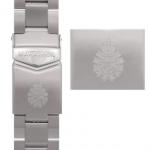 Divers Bracelet D.N.D. ダイバーズ カナダ国防省紋章ブレスレット