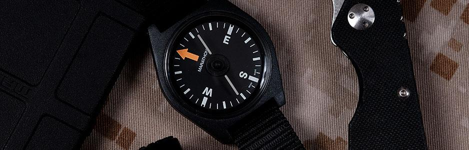 UNMOUNTED WRIST COMPASS-TOP